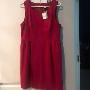 J. Crew Petite Wool Dress